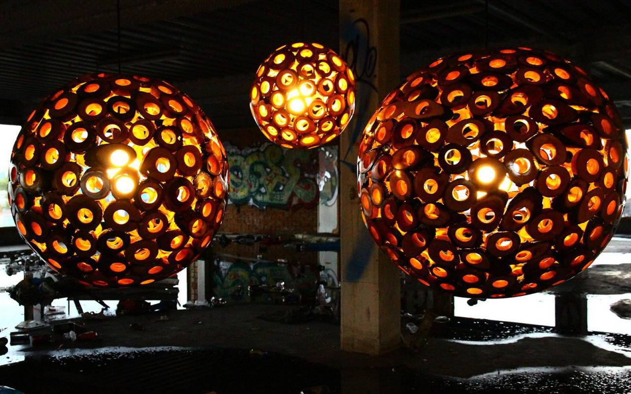 epoxy hout lamp