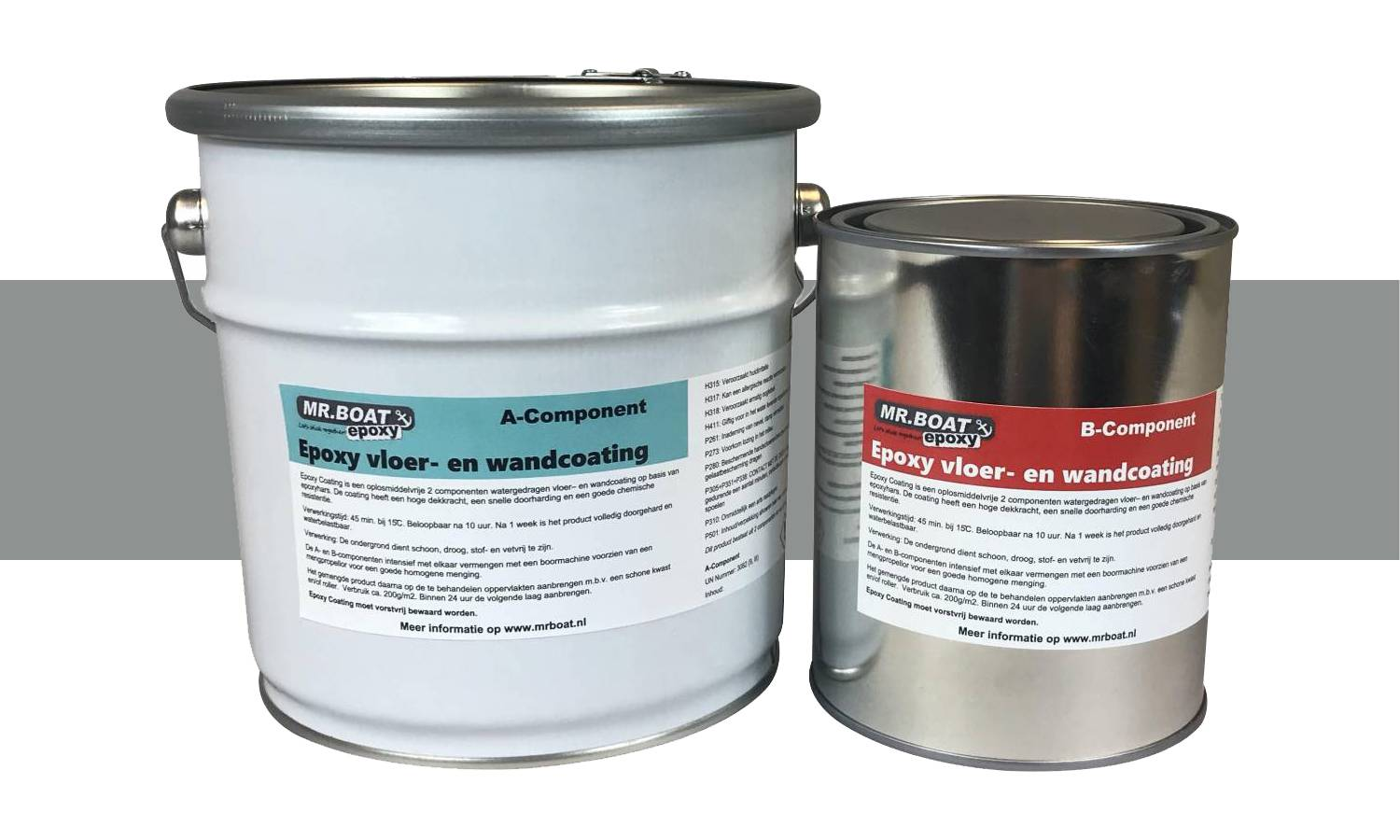epoxy vloercoating ral-7042